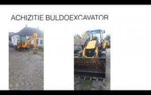 achizitie buldoexcavator