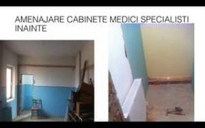 amenajare cabinete medici